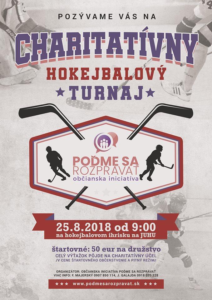 OI-hokejbalový turnaj